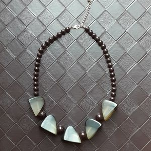 H&M beaded necklace